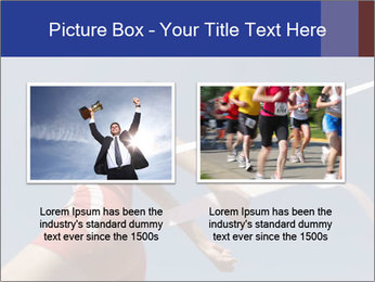 Low angle view PowerPoint Template - Slide 18