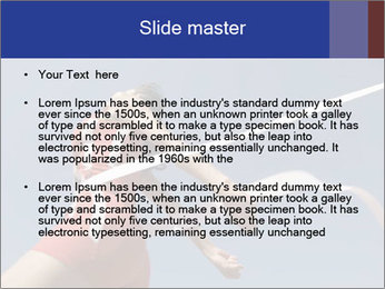 Low angle view PowerPoint Templates - Slide 2