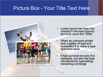 Low angle view PowerPoint Template - Slide 20