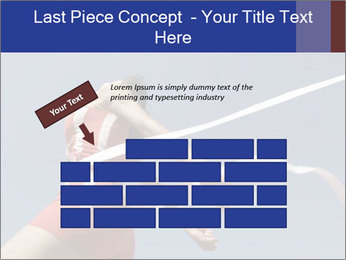 Low angle view PowerPoint Template - Slide 46