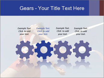 Low angle view PowerPoint Templates - Slide 48
