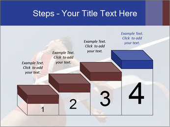 Low angle view PowerPoint Templates - Slide 64