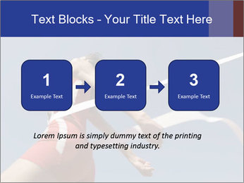 Low angle view PowerPoint Template - Slide 71