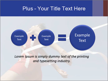 Low angle view PowerPoint Template - Slide 75