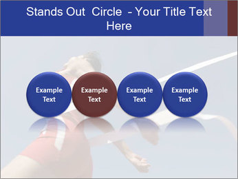 Low angle view PowerPoint Template - Slide 76