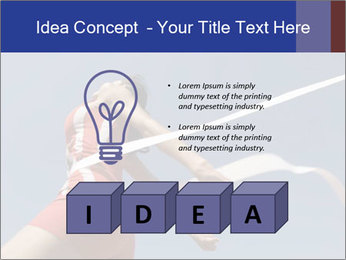 Low angle view PowerPoint Template - Slide 80