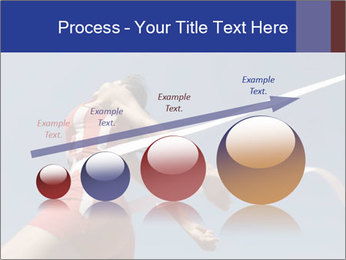 Low angle view PowerPoint Template - Slide 87