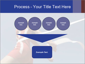 Low angle view PowerPoint Template - Slide 93