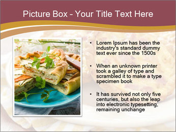 Quiches lorraines PowerPoint Templates - Slide 13
