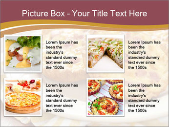 Quiches lorraines PowerPoint Templates - Slide 14