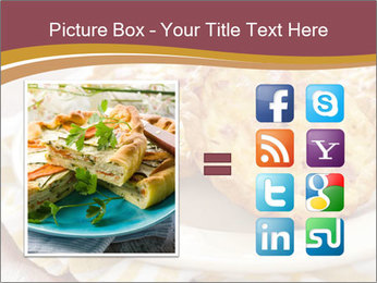 Quiches lorraines PowerPoint Templates - Slide 21