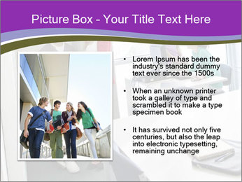 University students PowerPoint Templates - Slide 13