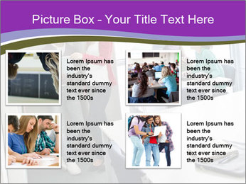 University students PowerPoint Templates - Slide 14