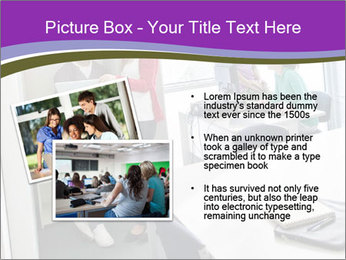 University students PowerPoint Templates - Slide 20