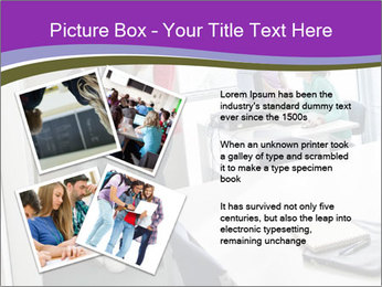 University students PowerPoint Templates - Slide 23
