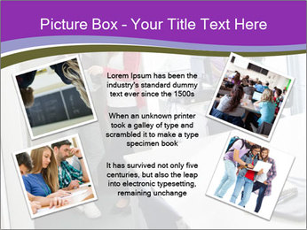 University students PowerPoint Templates - Slide 24