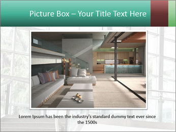Modern architecture PowerPoint Template - Slide 15