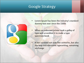 Money growing PowerPoint Template - Slide 10