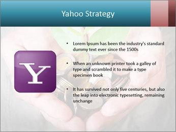 Money growing PowerPoint Template - Slide 11