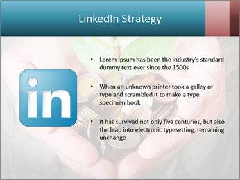 Money growing PowerPoint Template - Slide 12