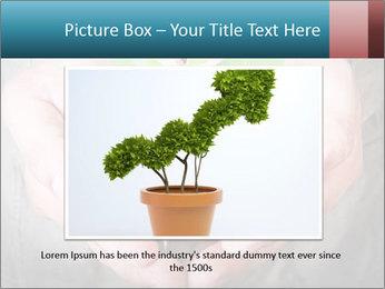 Money growing PowerPoint Template - Slide 15