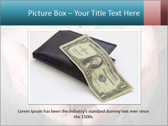 Money growing PowerPoint Template - Slide 16