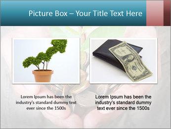 Money growing PowerPoint Template - Slide 18