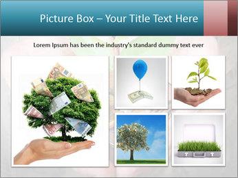 Money growing PowerPoint Template - Slide 19
