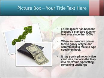 Money growing PowerPoint Template - Slide 20