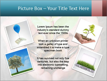 Money growing PowerPoint Template - Slide 24