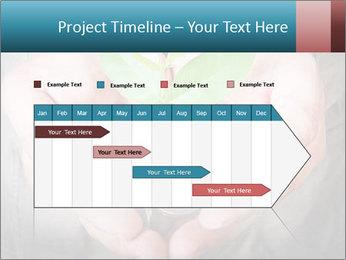 Money growing PowerPoint Template - Slide 25