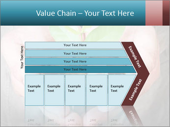 Money growing PowerPoint Template - Slide 27