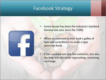 Money growing PowerPoint Template - Slide 6
