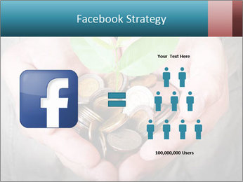 Money growing PowerPoint Template - Slide 7