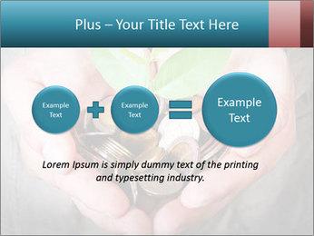 Money growing PowerPoint Template - Slide 75