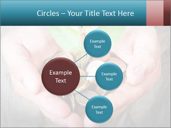 Money growing PowerPoint Template - Slide 79