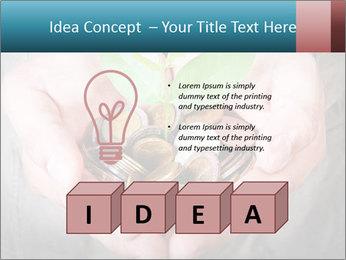 Money growing PowerPoint Template - Slide 80