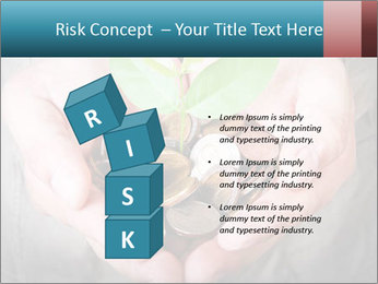 Money growing PowerPoint Template - Slide 81