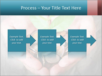 Money growing PowerPoint Template - Slide 88