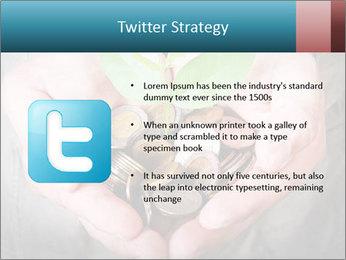 Money growing PowerPoint Template - Slide 9