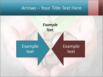 Money growing PowerPoint Template - Slide 90