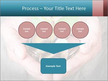 Money growing PowerPoint Template - Slide 93