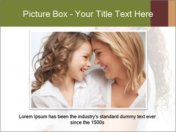 Beautiful young girl PowerPoint Templates - Slide 15