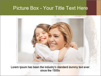 Beautiful young girl PowerPoint Templates - Slide 16