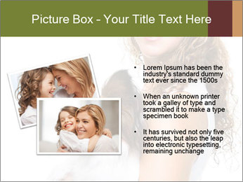 Beautiful young girl PowerPoint Templates - Slide 20