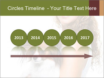 Beautiful young girl PowerPoint Templates - Slide 29