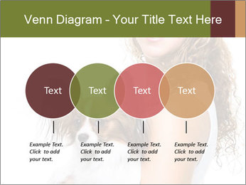 Beautiful young girl PowerPoint Templates - Slide 32