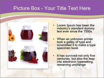 Canned preserve peaches PowerPoint Templates - Slide 13