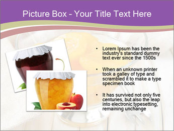 Canned preserve peaches PowerPoint Templates - Slide 20
