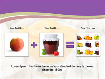 Canned preserve peaches PowerPoint Templates - Slide 22